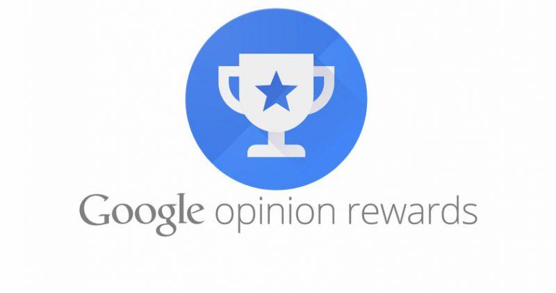 5 app per guadagnare Google-Opinion-Rewards